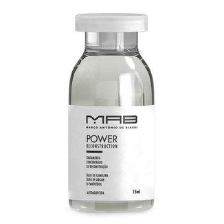 MAB Power Reconstruction Ampola Capilar 15ml