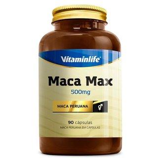 Maca Max 90 Caps - Vitaminlife