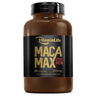 Maca Max For Men 90 Cáps - VitaminLife