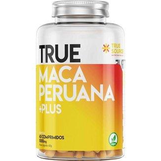 Maca Peruana 1000Mg (60 Caps) - True Source