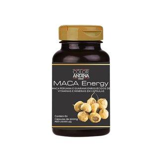 Maca Peruana Maca Energy 100% Pura 60 Cáps - Color Andina Food