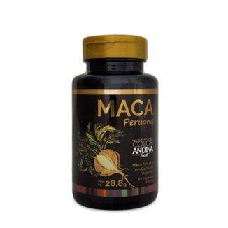 Maca Peruana Maca Energy 100%Pura 60Cápsulas - Color Andina Food