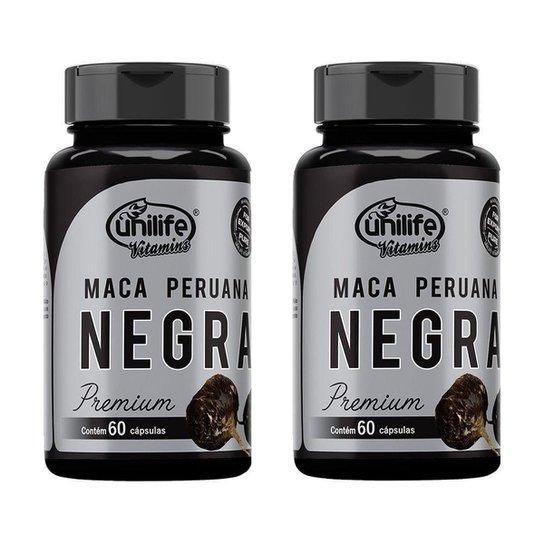diferença maca peruana e maca peruana negra