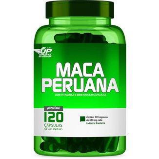 Maca Peruana Up Sports Nutrition 850mg com 120 cápsulas