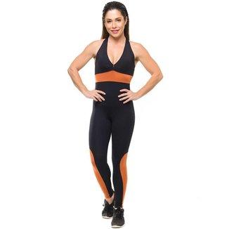Macacão Absolut Sandy Fitness