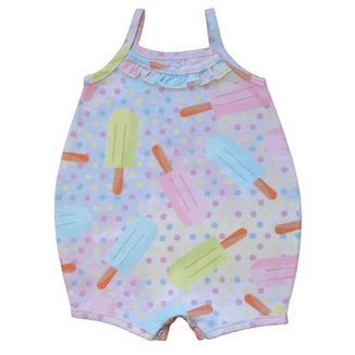 Macacao bebê feminino - Piu Blu - 2024160