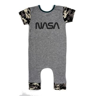 Macacão Confortável NASA Worm