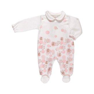 Macacão Feminino Em Soft - Anjos Baby