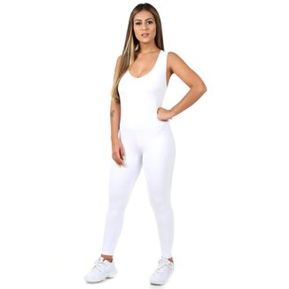 Macacão Fitness Go Fit Rio Básico