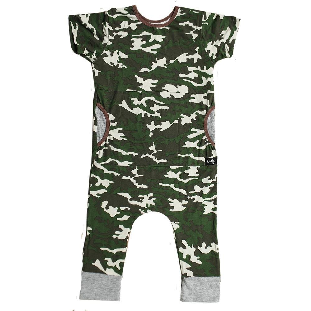 471006b184287 Macacão Infantil Canguru Comfy Camuflado Masculino - Compre Agora ...