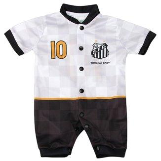 Macacão Santos Infantil Estilo 1