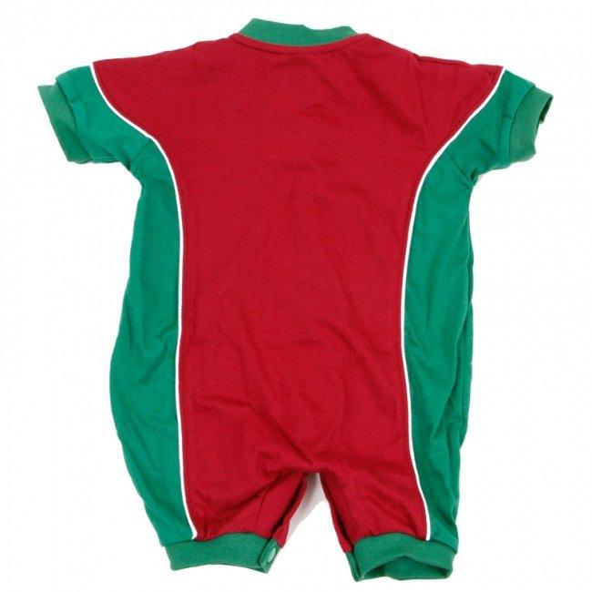 Macacão Torcida Baby Fluminense Curto 005A - Compre Agora  7e4ab5bc48164