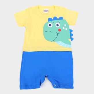 Macaquinho Bebê Duzizo Dino Masculino