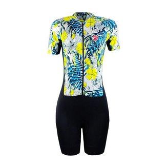 Macaquinho Ciclismo Feminino Barbedo Solimões