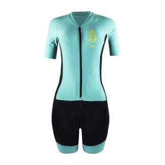 Macaquinho Ciclismo Feminino Pedal Bruto Tiffany