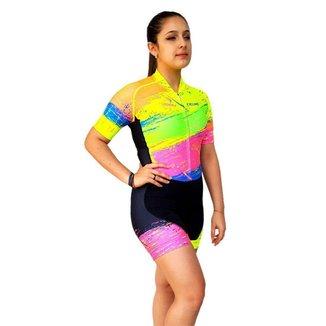 Macaquinho Ciclismo Sódbike SD21 - M04 fluor - PP