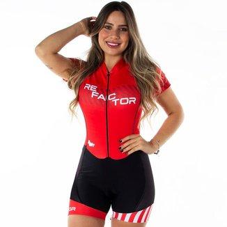 Macaquinho De Ciclismo Refactor Pop Mtb Speed