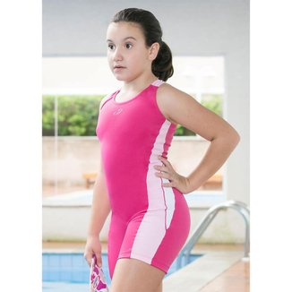 Macaquinho Kids Helanca Girls Hammerhead / Pink Rosa / 6