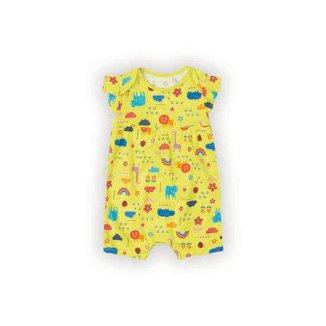 Macaquinho Marisol Play Bebê Com Estampa Digital - 11208082B