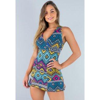 Macaquinho MVB Modas Feminino
