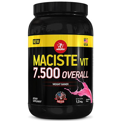 Maciste Vit Overall 7500 1,5 kg - Midway