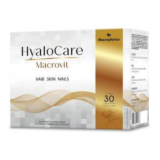 Macrovit Hair, Skin & Nails 30 cápsulas (polivitamínico)