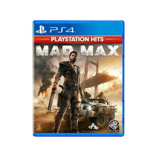 Mad Max para PS4 Warner Bros Games - Azul