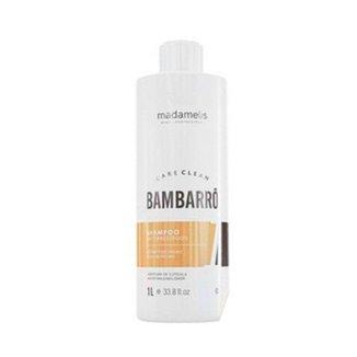 Madamelis Escova Progressiva Bambarrô Shampoo Anti Resíduos 1L