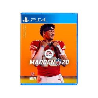 Madden NFL 20 para PS4