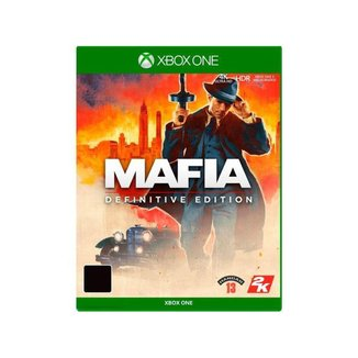 Mafia Definitive Edition para Xbox One Hangar 13