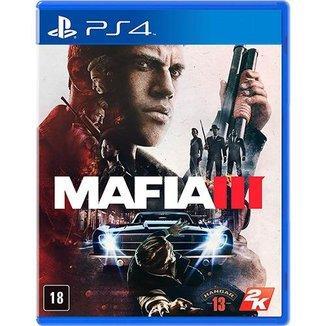 MAFIA III DAY ONE EDITION PS4