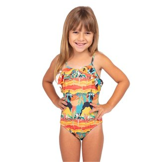Maiô Infantil Andressa Refúgio 6 anos