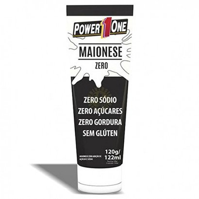 Maionese Zero Power1One 120g