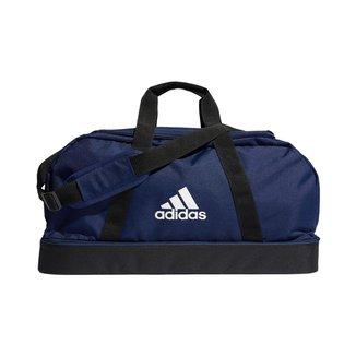 Mala Adidas Tiro Duffel - Azul e Preto