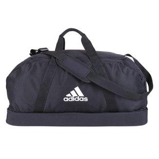 Mala Adidas Tiro Duffel - Preto e Branco