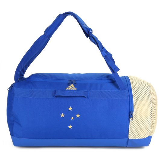 Mala Cruzeiro Adidas Duffel - Azul