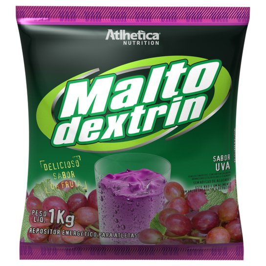 Maltodextrin 1 Kg - Atlhetica Nutrition -