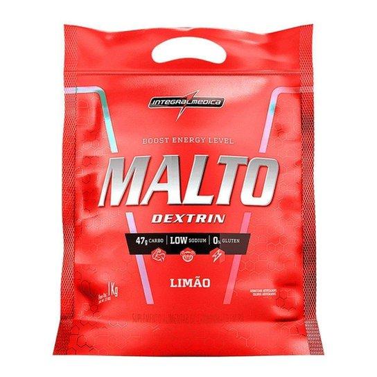 Maltodextrin - 1000g Refil Limão - IntegralMédica - Única