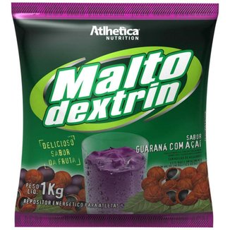 Maltodextrin 1Kg Atlhetica Nutrition