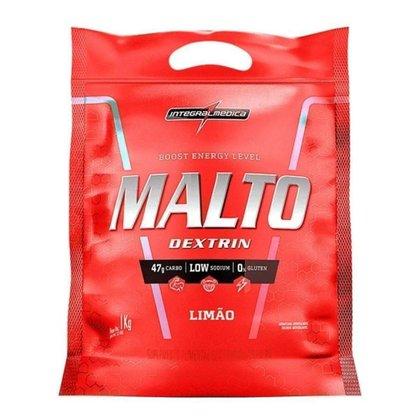 Maltodextrin - 1Kg - Limão - Integralmédica