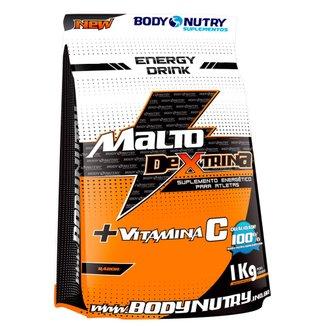 Maltodextrina + Vitamina C - 1 Kg - Refil - Body Nutry