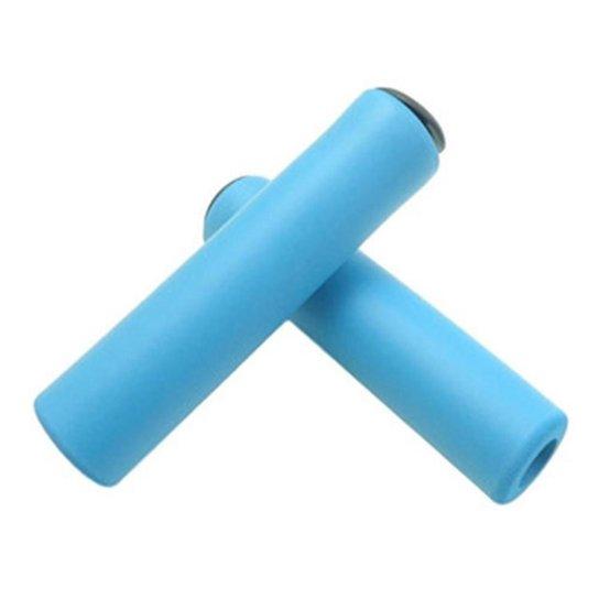 Manopla JWS Silicone - Azul