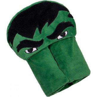 Manta Capuz Hulk Marvel