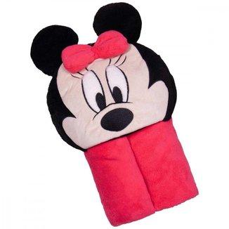 Manta Capuz Minnie Disney