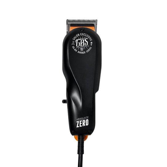 Maquina de Corte GBS Gama Italy Barber Series Absolute Zero - 220v - Incolor