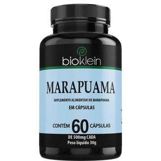 Marapuama  60 Cápsulas  Bioklein