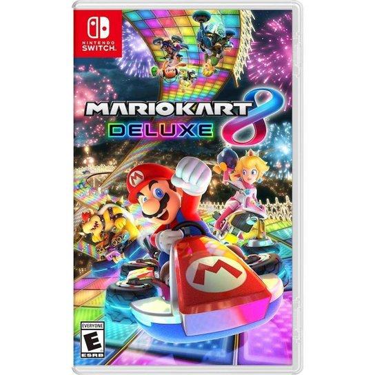 Mario Kart 8 Deluxe - Nintendo Switch - Incolor