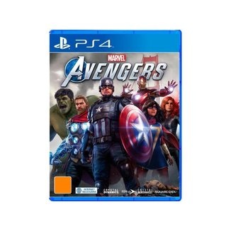 Marvels Avengers para PS4 Crystal Dynamics
