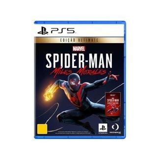 Marvels Spider-Man Miles Morales Edição Ultimate