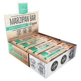 Marzipan Barra Vegana de Amêndoas -  12 Unidades 25g - Nutrify